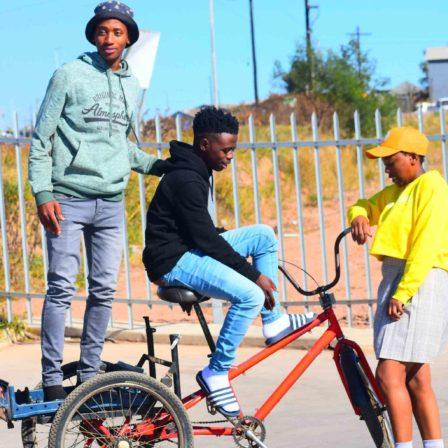 Ghetto Rhythm MusiQ Somandla