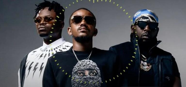 Kabza De Small, DJ Maphorisa & Tresor Mali