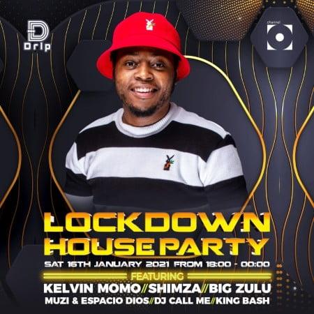 Kelvin Momo Lockdown House Party Mix (2021)