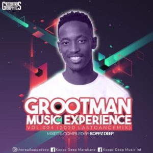 Koppz Deep Grootman Music Experience Vol. 004