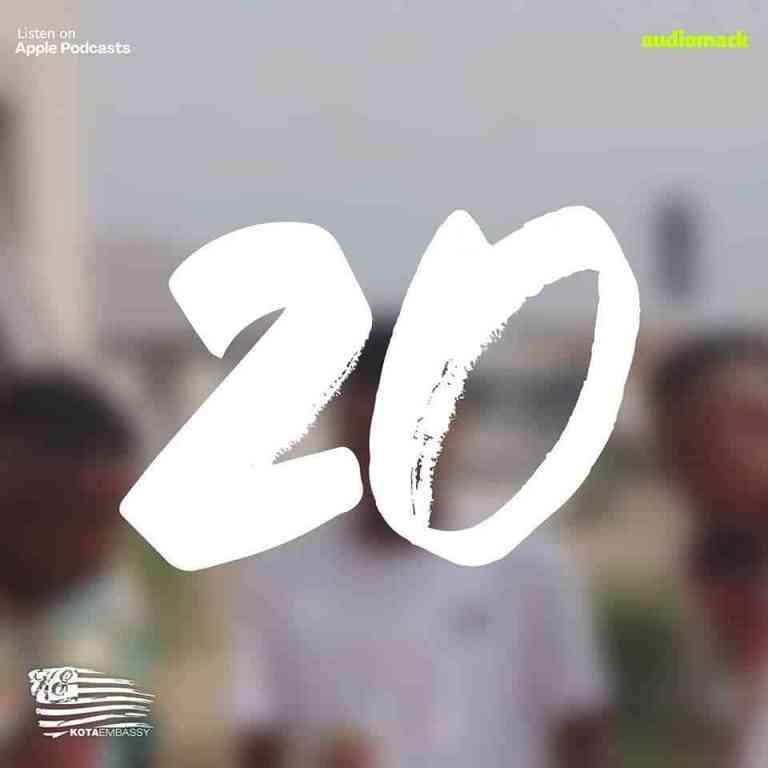 Kota Embassy Vol. 20 (Ultimate 20) Mix