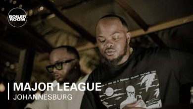 Photo of Major League – Johannesburg System Restart Mix