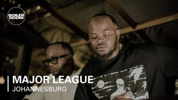 Major League Johannesburg System Restart Mix