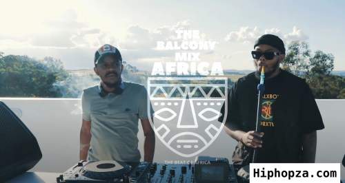 Major League Djz & Kabza De Small Amapiano Live Balcony Mix (S2 E2)