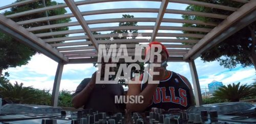Major League & Mr JazziQ Amapiano Live Balcony Mix Africa (S2 EP1)