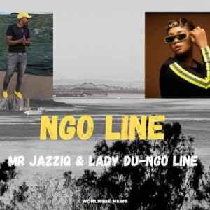 Mr Jazziq & Lady Du Ngo Line