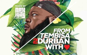 Photo of Noxious DJ – From Tembisa 2 Durban With Love Mix