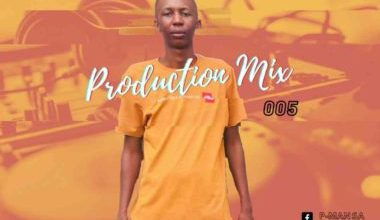 Photo of P-Man SA – Production Mix 005