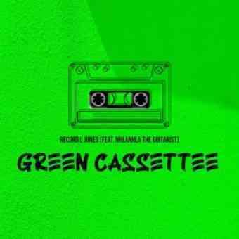Record L Jones Green Cassette
