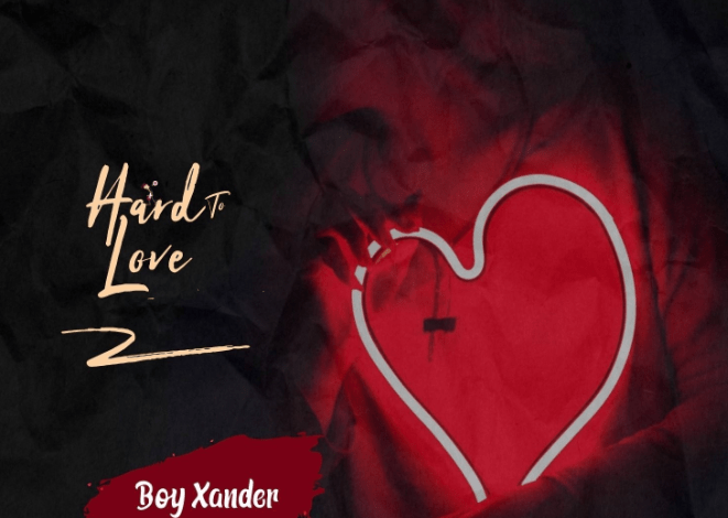 Boy Xander Hard To Love
