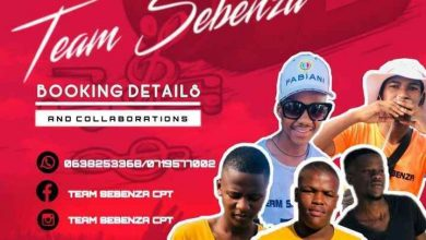 Photo of Team Sebenza – More Blessings Ft. Buhle Kabiqeya
