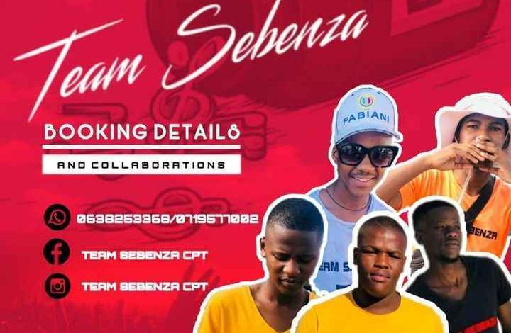 Team Sebenza More Blessings