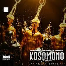 Sina Rambo – Kosomono (Remix) ft. Davido