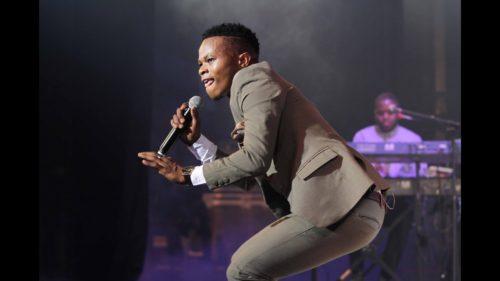 Ayanda Ntanzi According To Your Grace