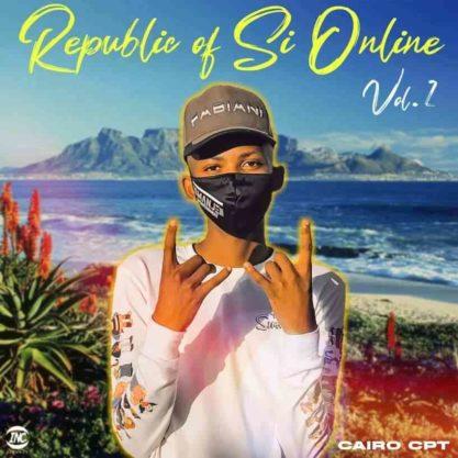 Cairo Cpt Republic Of Si Online Vol.2 Mix