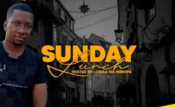 Ceega Sunday Lunch Super Drive Mix (31-January)
