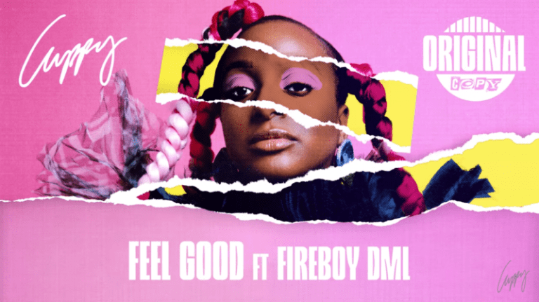 DJ Cuppy Feel Good