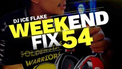 Photo of Dj Ice Flake – WeekendFix 54 Mix
