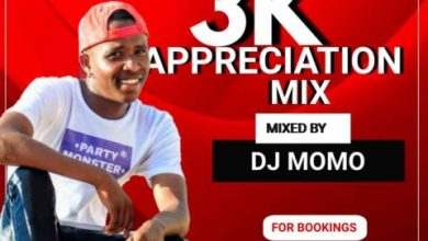 Photo of Dj Momo – 3K Appreciation Mix