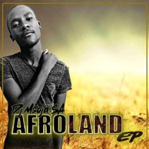 Dj Msoja SA Planet Afro