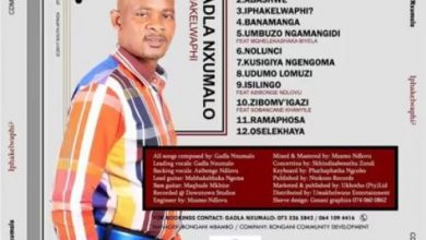 Photo of Gadla Nxumalo – Zimbov'igazi Ft. Sobancane Khanyile