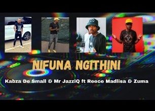 Photo of Kabza De Small & Mr Jazziq – Nifuna Ngithini Ft. Reece Madlisa & Zuma
