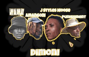 Photo of Lee Da Deejay, Amangoni, Punishment & J Styles Moose – Nomayini