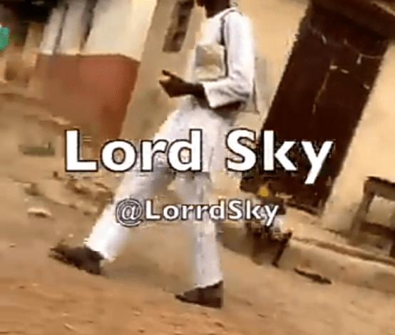 Lord Sky Lori Iro