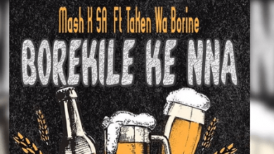 Photo of Mash K – Borekile Ke Nna Ft. Taken Wabo Rinee
