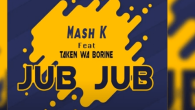 Photo of Mash K – Jub Jub Ft. Taken wabo Rinee