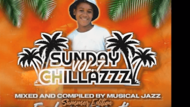 Photo of Musical Jazz – Sunday ChillazzZ Vol.7