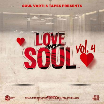 Soul Varti Love & Soul Vol. 4 Mix