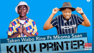 Photo of Taken Wabo Rinee – Kuku Printer Ft. Mkoma Saan