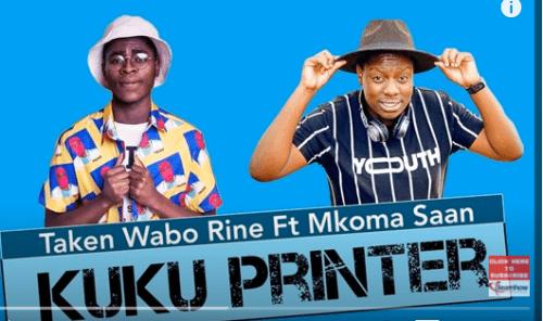 Taken Wabo Rinee Kuku Printer