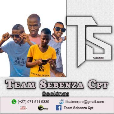 Team Sebenza & Thami Wengoma Don't Give Up