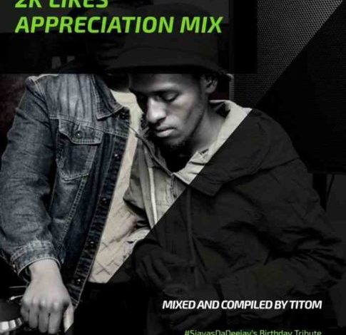 TitoM 2K Appreciation Mix (100% Production)