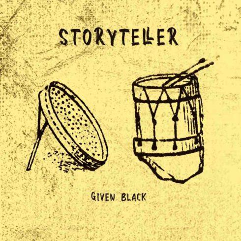 Given Black Story Teller