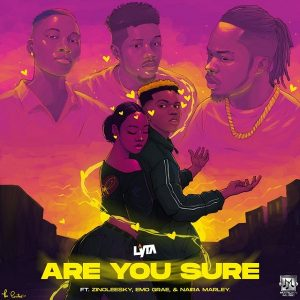 Lyta – Are You Sure Ft. Naira Marley, Zinoleesky, EMO Grae