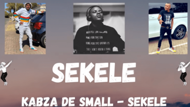 Photo of Kabza De Small – SEKELE