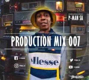 P-Man SA Production Mix 007