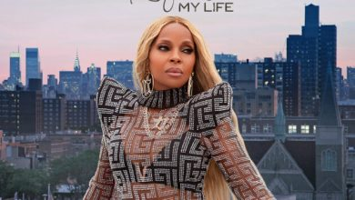 Photo of Mary J. Blige – Hourglass