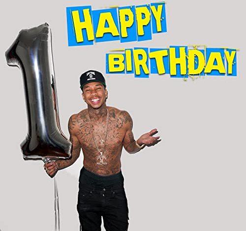 Tyga Happy Birthday