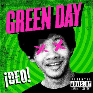 Green Day Sweet 16
