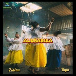 Zlatan – Alubarika ft Buju