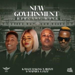 EP: KayGee DaKing, Bizizi & Mapara A Jazz – New Government