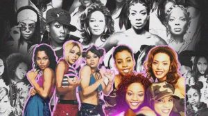 Ryan the DJ – Ladies Of Hip Hop and R&B
