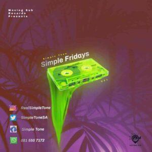 Simple Tone – Simple Fridays Vol. 031