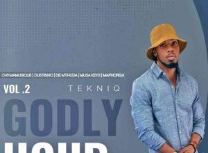Photo of TekniQ – Godly Hour Mix Vol. 2 (Amapiano Remixes)